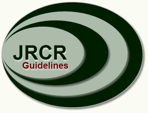 JRCR - updated prescreening process for submissions