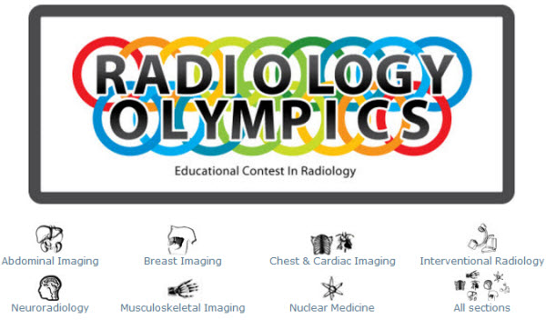 Educational treasures in Radiology: The Radiology Olympics - striving for gold in Radiology education